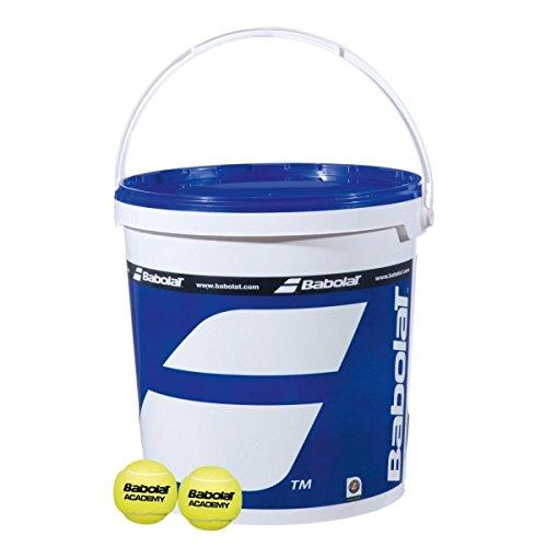 Babolat Unisex Academy Box X72Ball Korb, gelb, One Size (Ball-eimer Tasche)