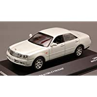 J-Collection JC02006WP Nissan Gloria Ultima-Z V Package 2001 White Pearl 1: