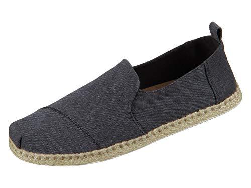 TOMS Herren Slipper 10011621 grau 466216 (Toms Schuhe Kinder, Größe 9)