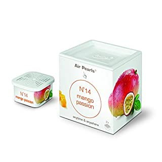 ipuro air pearls no. 14 mango passion capsule, 1 Box (2 x Kapseln)