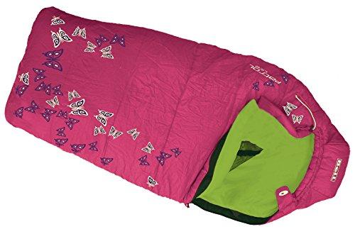 BOLL Patrol Lite L Fuchsia Kinder Schlafsack (Lange Lite Mumienschlafsack)