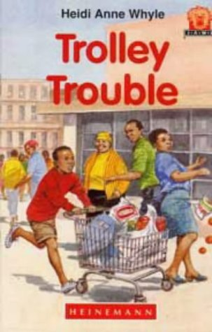 Trolley Trouble (Junior African Writers: Level 1)