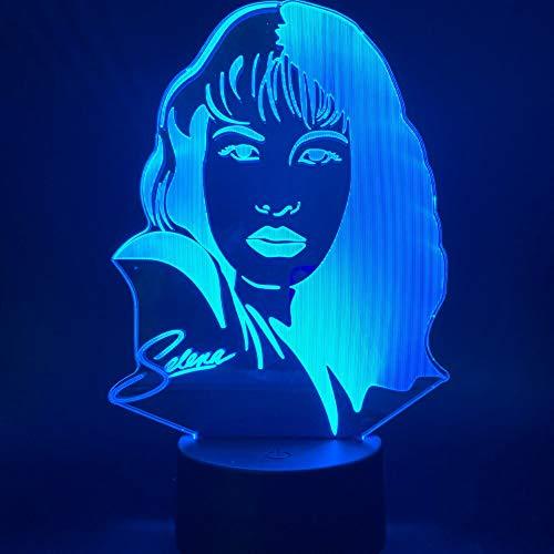 Einzigartiger optischer Nachtlichtring Lords Bürozimmer Kinderzimmer Dekoration Atmosphäre Nachtlicht