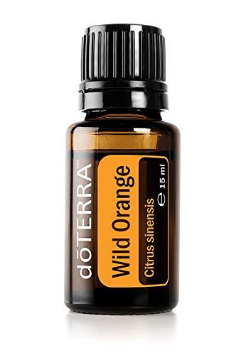 Ätherische Öle Pfefferminz-duschgel (Doterra Orangenöl - Ätherisches Öl (doTERRA Wild Orange Essential Oil) 15ml)