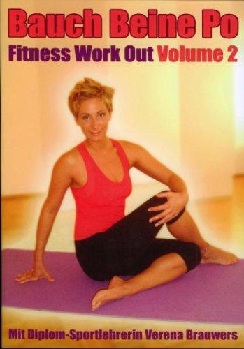 Fitness Workout mit Verena Brauwers - Bauch, Beine, Po Die Neue (Bauch-art)