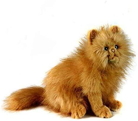 Plush Soft Toy Toy Toy Cat by Hansa. Red Persian Type. 30cm. by Hansa B0027I4040 c49480