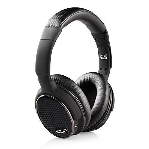 Cuffie iDOO Stereo Wireless Deep Bass aptX Advanced Bluetooth CSR 4. e5652cc8a9a9