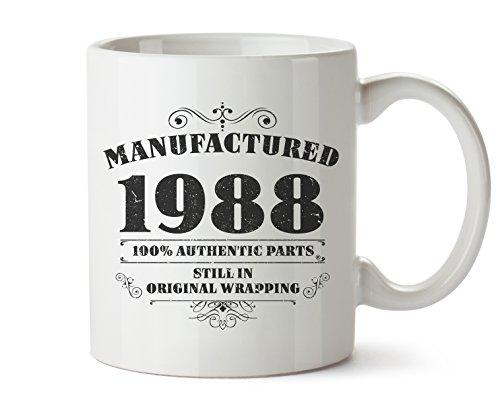 30th cumpleaños regalos tazas...