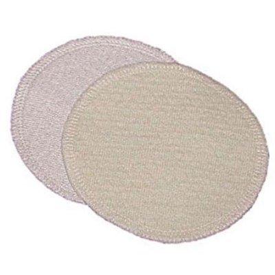 Popolini Lot de 3 paires de coussinets d'allaitement discrets en laine/soie