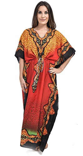Nightingale Collection -  Vestito  - Donna Red