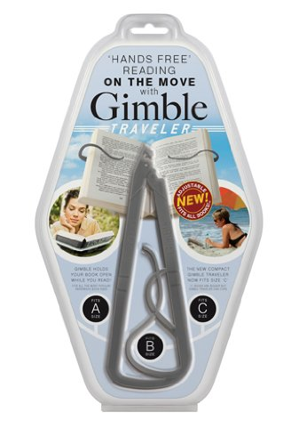 That Company Called If Gimble Traveler - Atril plegable y adaptable, color gris