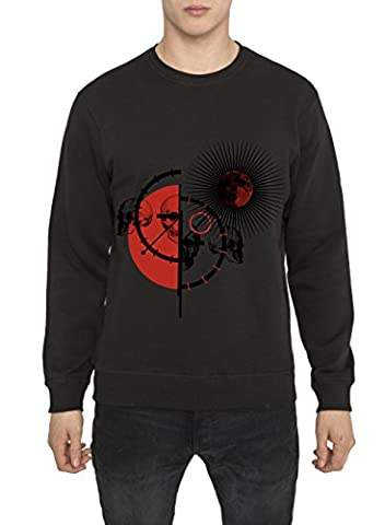 Sweat-shirts Mode Homme Noir - Style Rock