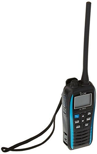 VHF Marine tragbar Wasserdicht Schwimmende Blaue ICOM ic-m25 Schwimmendes Vhf Radio