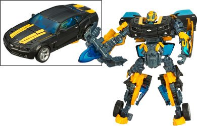 TRANSFORMERS - Movie Collection - ALLSPARK POWER - DELUXE CLASS - STEALTH BUMBLEBEE