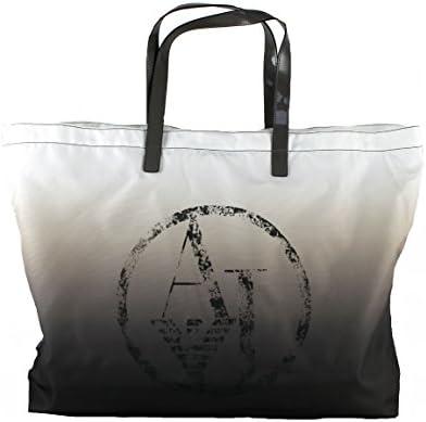 Armani Jeans - Bolso de tela de Material Sintético para mujer B 48 x H 41 x T 10
