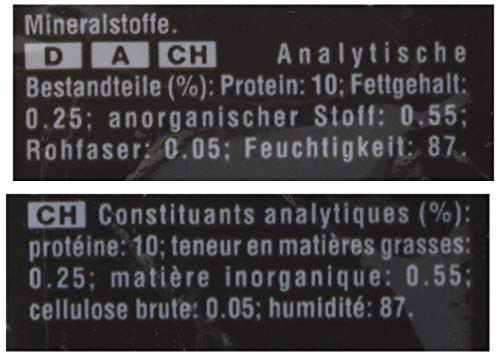 Sheba Katzenfutter Nassfutter Classic Soup mit Thunfischfilets, 4 Portionsbeutel (4 x 40g)