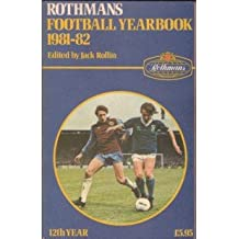Rothmans Football Yearbook 1981 - 82