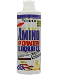 Weider Amino Power Liquid, Energy, 1er Pack (1 x 1000 ml)