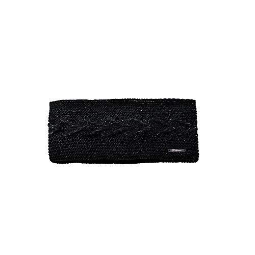 Pikeur Stirnband Lurex Classic Collection Herbst-Winter 2019/2020, Black, 55/57