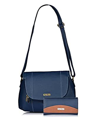 Fostelo Danielle Jones Women's Handbag (Blue)