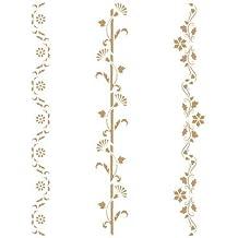 Renkalik renkalikste0003598 20 x 30 cm 050 Tres Florales ...