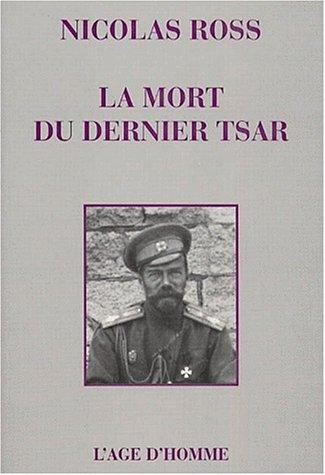 Mort du dernier tsar