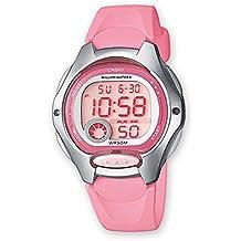 Casio Reloj Digital para Mujer de Cuarzo con Correa en Resina LW-200-4BVEF