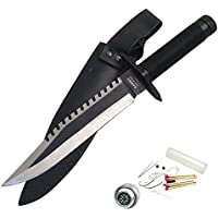 Rambo Coltello Caccia Survival First Blood Part II