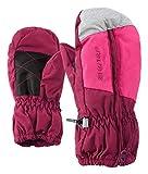 Ziener Baby LUANO Minis Glove Ski-Handschuhe, Plumberry, 86cm