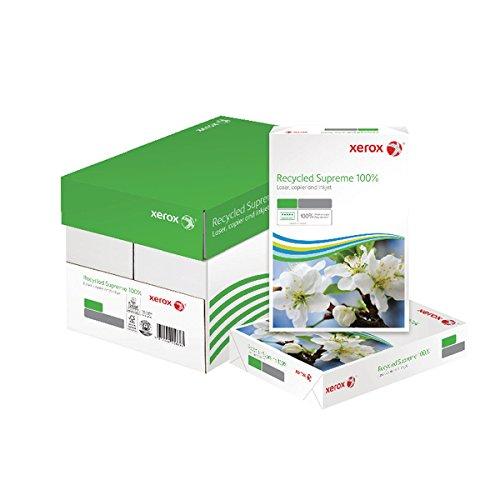 Xerox Recycelt Supreme Büropapier Format A4 80 g/m² recycelt geriest weiß