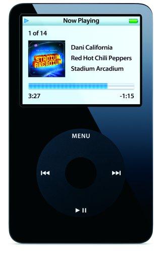 Apple iPod 30 GB, Schwarz