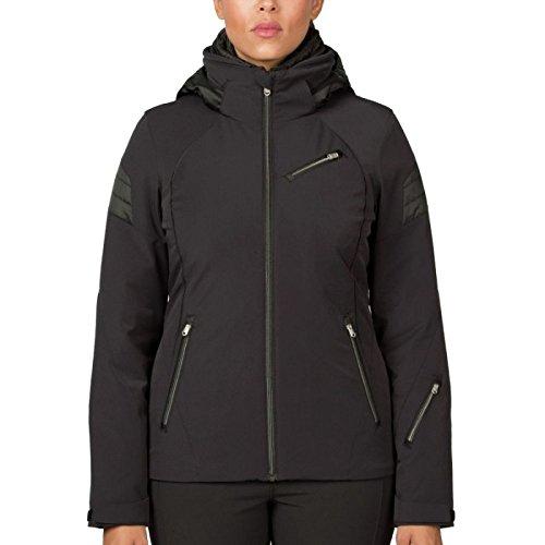 Jacke Skifahren Frau SPYDER Radiant grau - 38