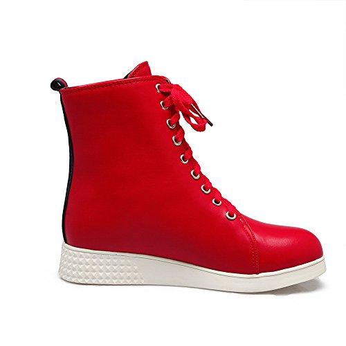 Adeesu Adeesusxc02514 - Cuello Alto Femenino Rojo