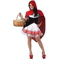 Atosa 05943 Costume Da Cappuccetto Rosso Sexy