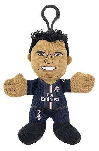 Poupluche Mini Thiago Silva 10 cm - Paris Saint-Germain/Saison 2014/15