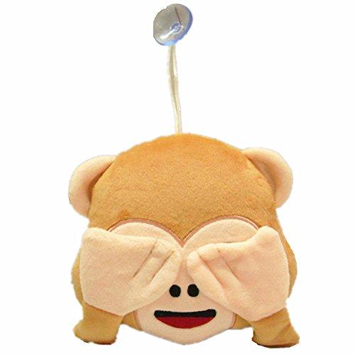 li-hi-15-cm-scimmia-emoji-ridere-emoticon-round-piccolo-ciondolo-di-peluche-tessuto-ripieno-di-san-v