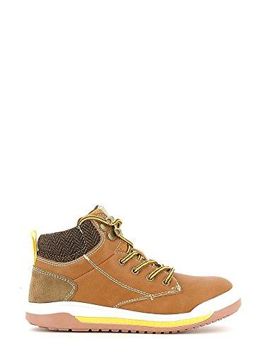 Grunland Junior , Baskets pour fille cuir