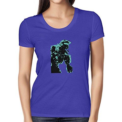 Texlab The Master - Damen T-Shirt, Größe XL, Marine