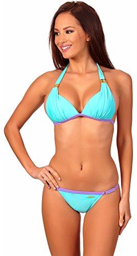 aQuarilla Bikini Coordinati per Donna 1C1P5LC4 Menta Chiaro