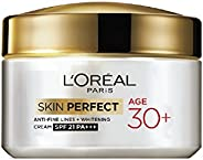 L'Oreal Paris Skin Perfect 30+ Anti-Fine Lines Cream,