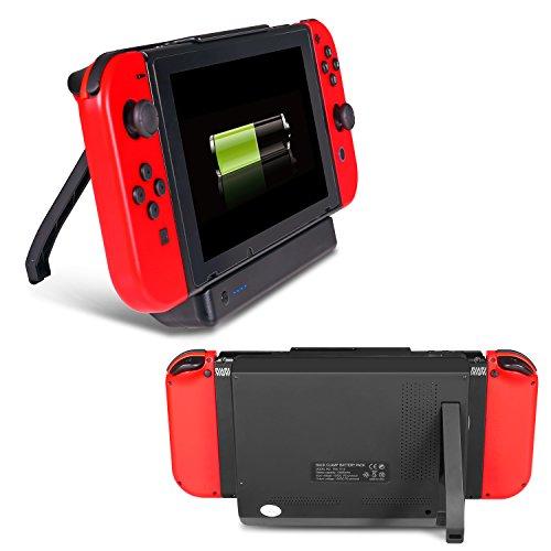 KINGTOP-Batterie-Chargeur-Switch-Batterie-Externe-10000mAh-Coque-de-Charge-avec-Support-Power-Bank-pour-Nintendo-Switch-Noir