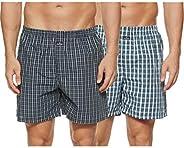 Jockey mens Pack of 2 Shorts Boxer Shorts (pack of 2)