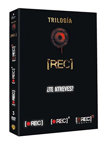 Pack: Rec 1, 2 Y 3 (Import) (Dvd) (2012) Manuela Velasco; Javier Botet; Ariel Ca -