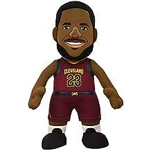 Poupluche (Muñeco de peluche) LeBron James - Icon Camiseta - Cleveland Cavaliers