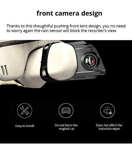 Eyesun-Cam-Spiegel-Dashcam-1080P-Full-HD-254-cm-IPS-Touchscreen-Dashcam-170-Weitwinkel-Frontkamera-Videorekorder-und-Wasserdichte-Rckkamera