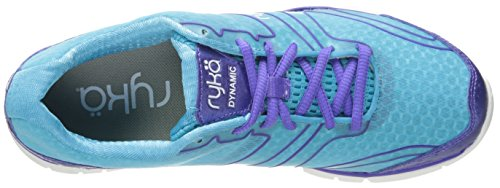 Dynamic fitnessschuhe rykä femme-noir Detox Blue/Impulse Purple/White