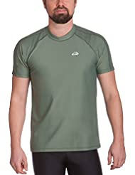 iQ-Company Herren UV-Schutz T-Shirt IQ 300 Watersport