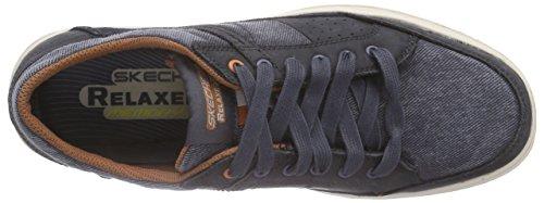 Skechers DefinePrevo, Sneakers Basses Homme Bleu
