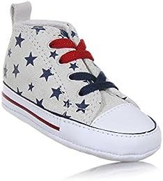 converse first star 88875 sneaker unisex bambino