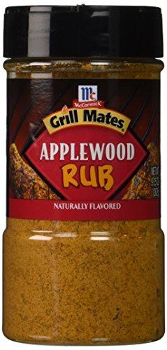McCormick Grill Mates Applewood Rub - 9.25 oz. by - Grill Mccormick Mates